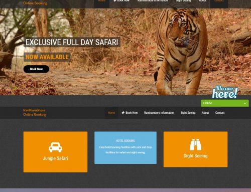 Ranthambore Safari Online